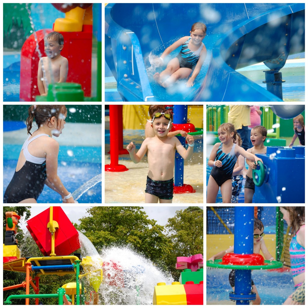 Legoland splash park
