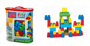 Mega Bloks giveaway