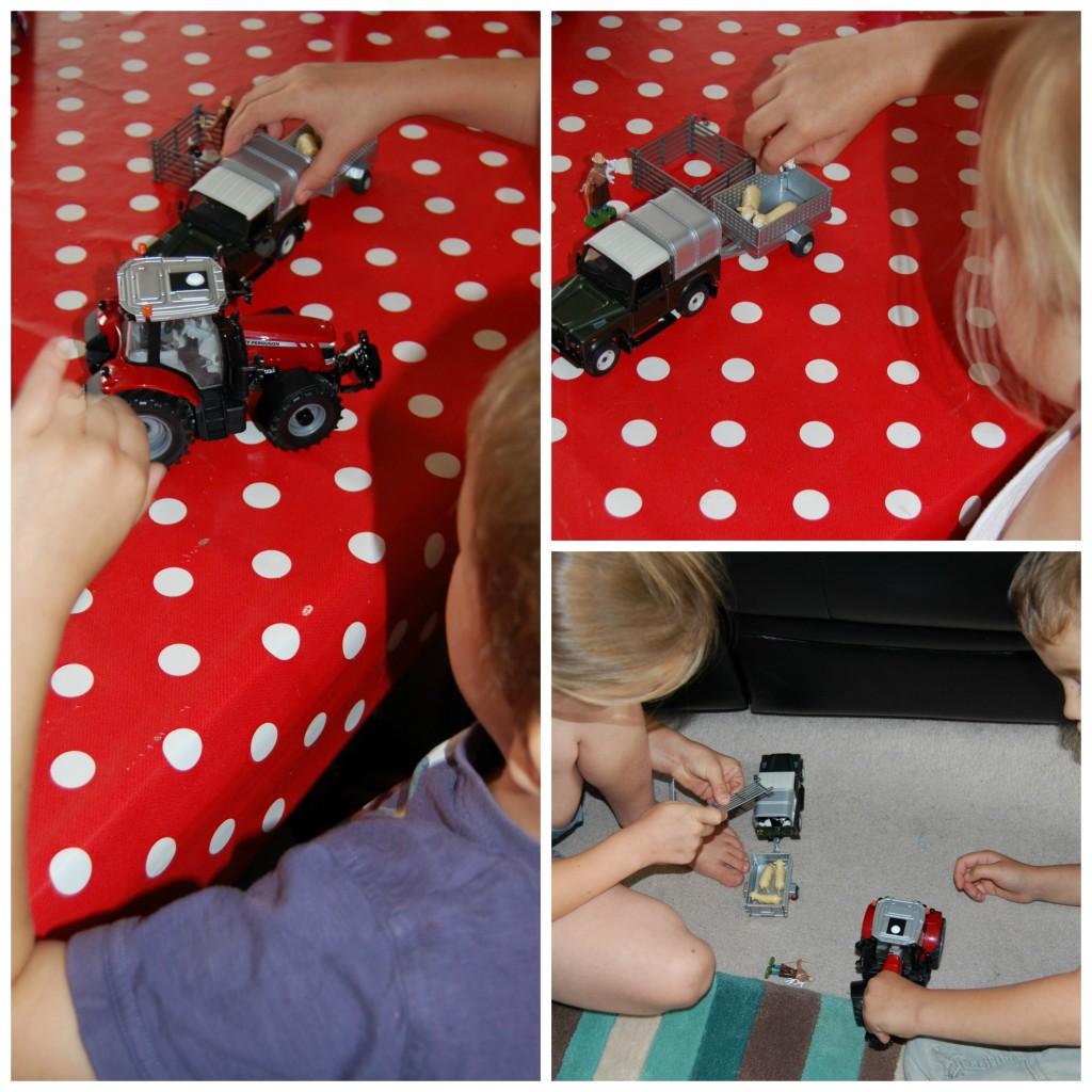 Tomy Britans Farm toys