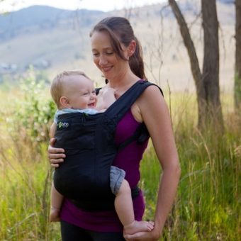 Giveaway – win a Boba Air baby carrier