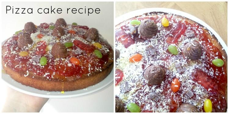 Guest post – Pizza cake recipe