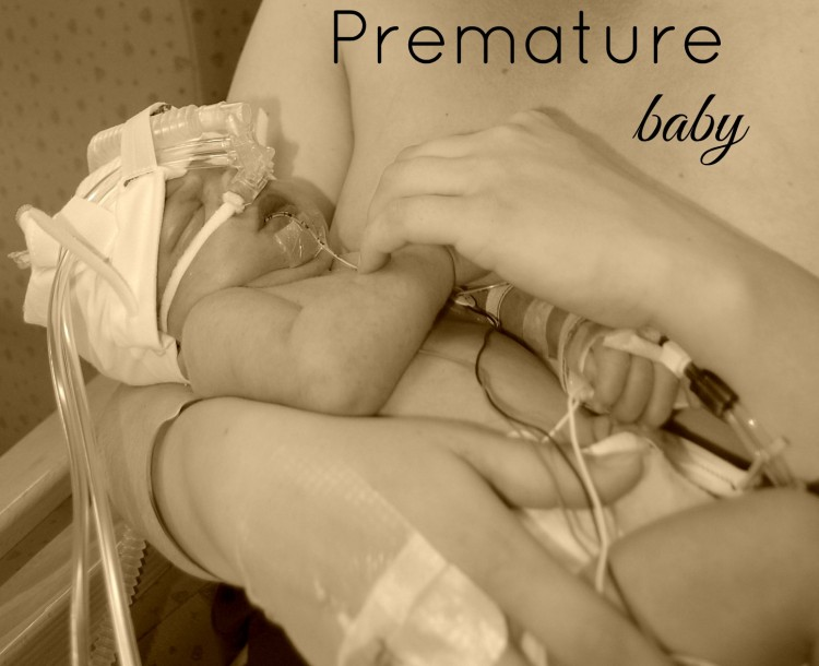 Please don't wish for a premature baby