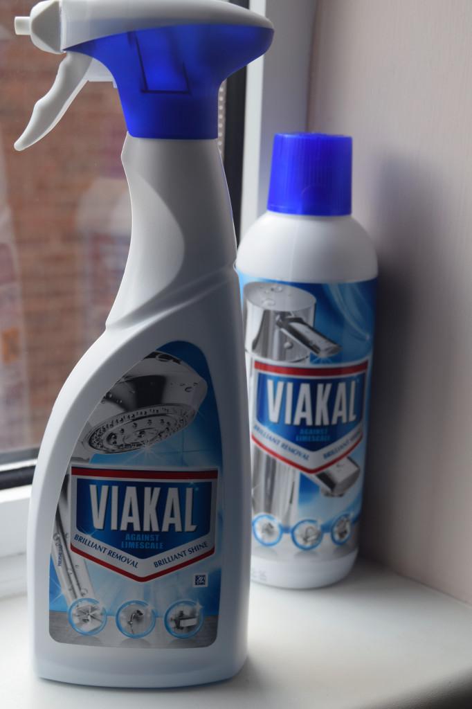 Viakil bathroom spray