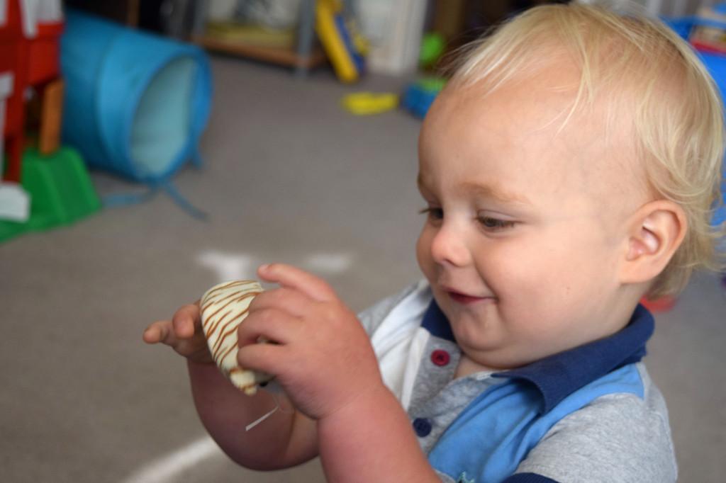 Meadow Kids finger puppets