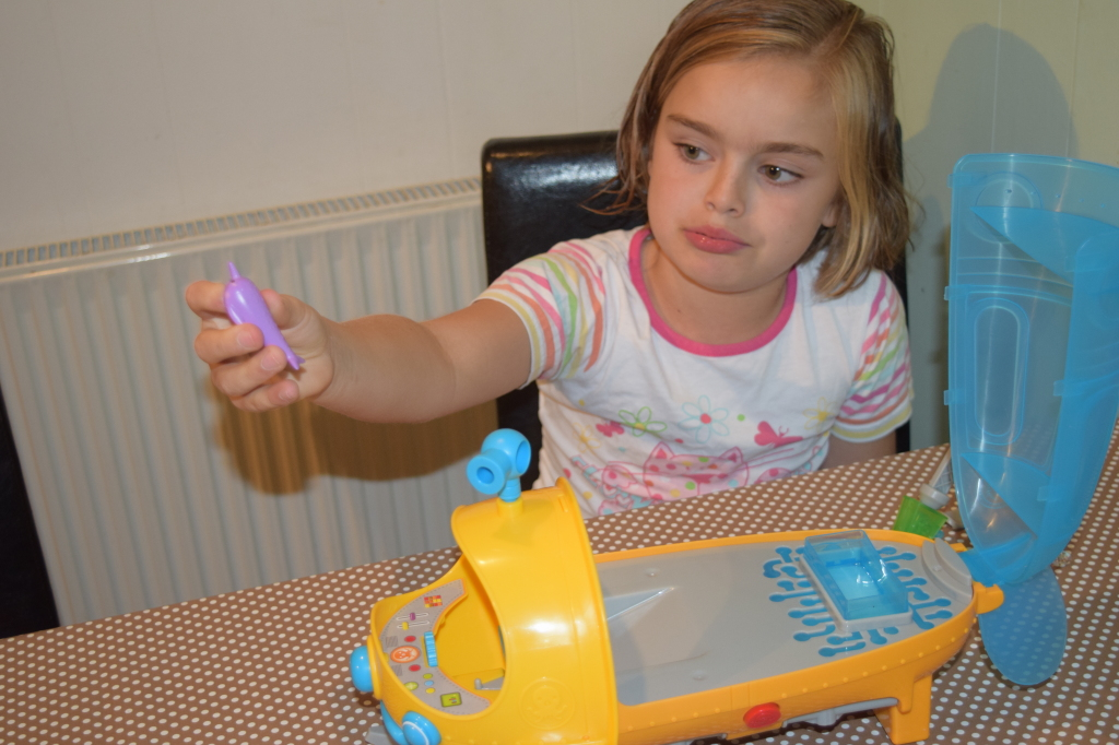 Octonauts GUP-S toy review