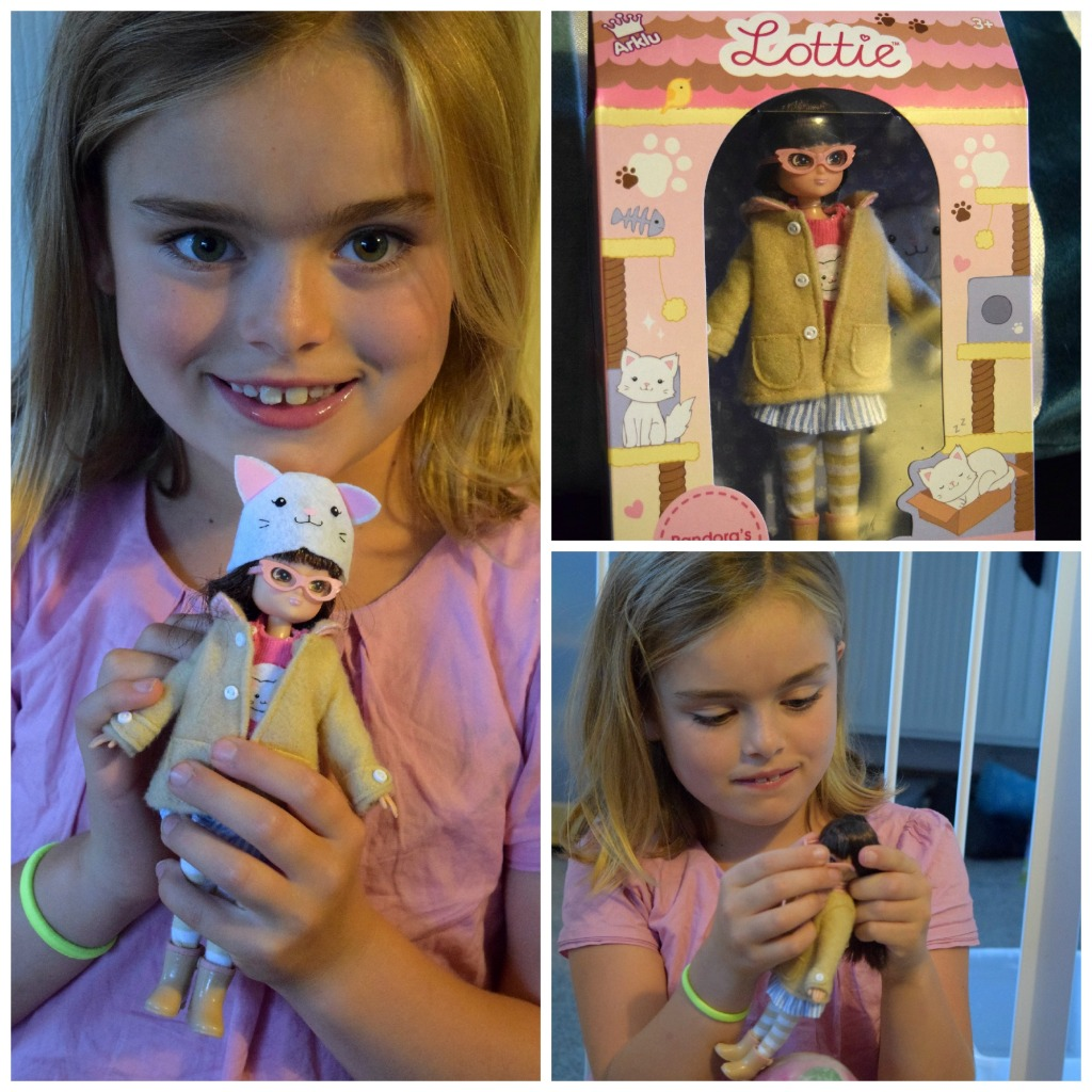Lottie doll review and giveaway