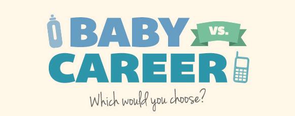 Baby versus career