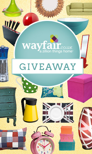 Win £150 to spend at Wayfair