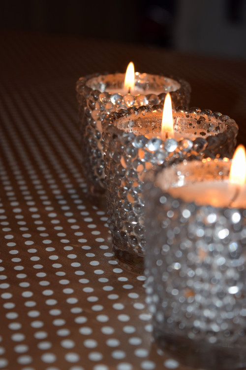 Pied A Terre scented candles