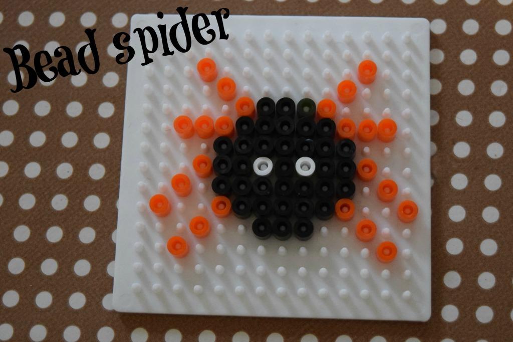 Bead spider