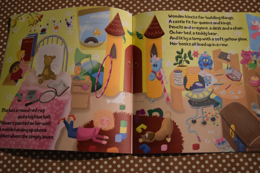 Madeleine goes to the moon book review