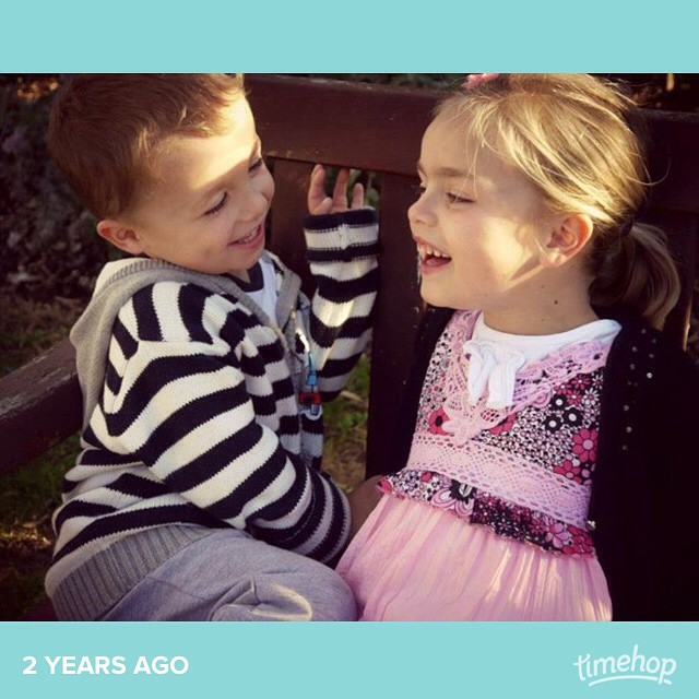 Love these little people  #timehop