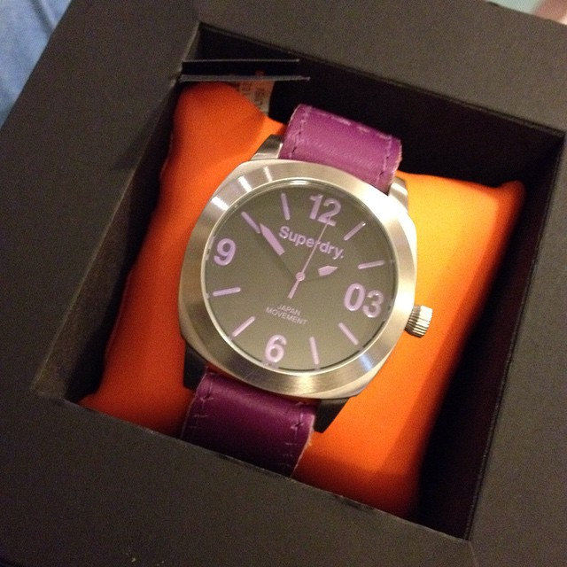 Ooooh a new watch! #review