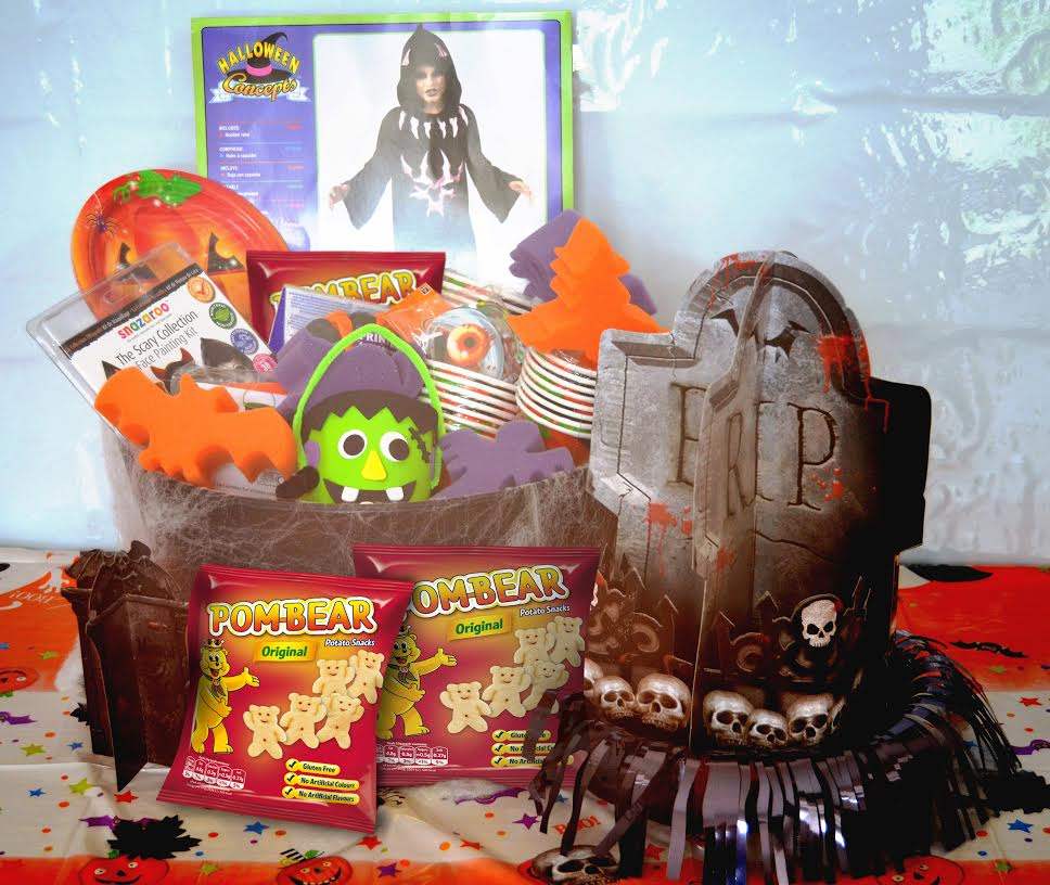 Halloween party pack competition