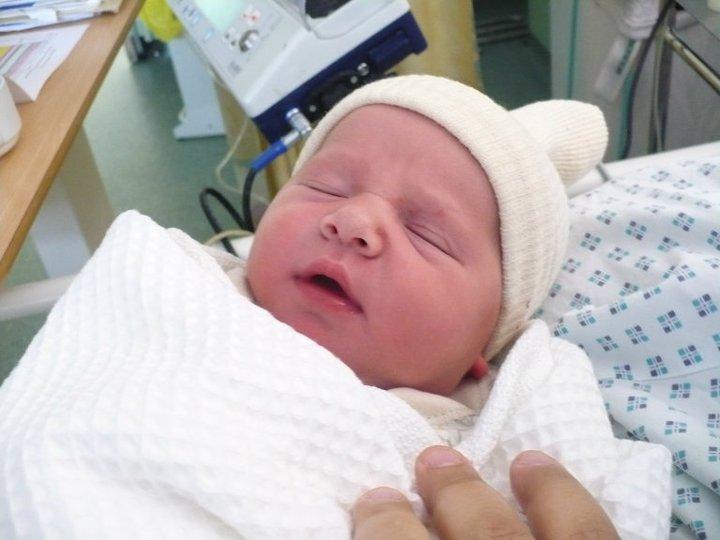 Birth stories – Amanda & Cody