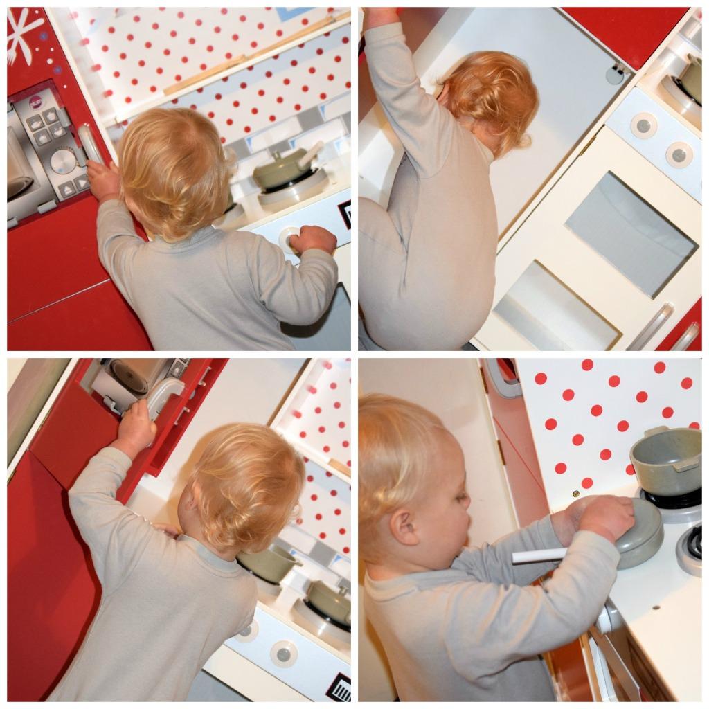 Plum Cookie kitchen