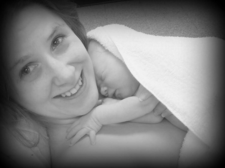 Birth stories: Rachael and Little Miss