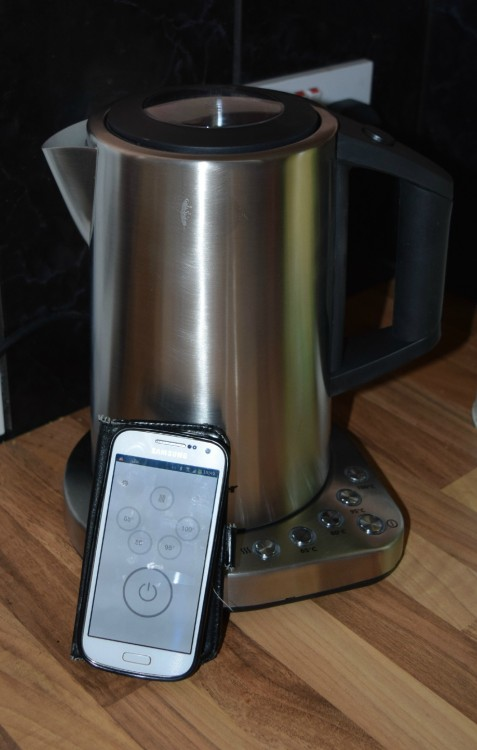 Wifi smart iKettle review