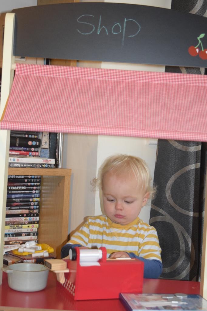 Asda wooden toy range