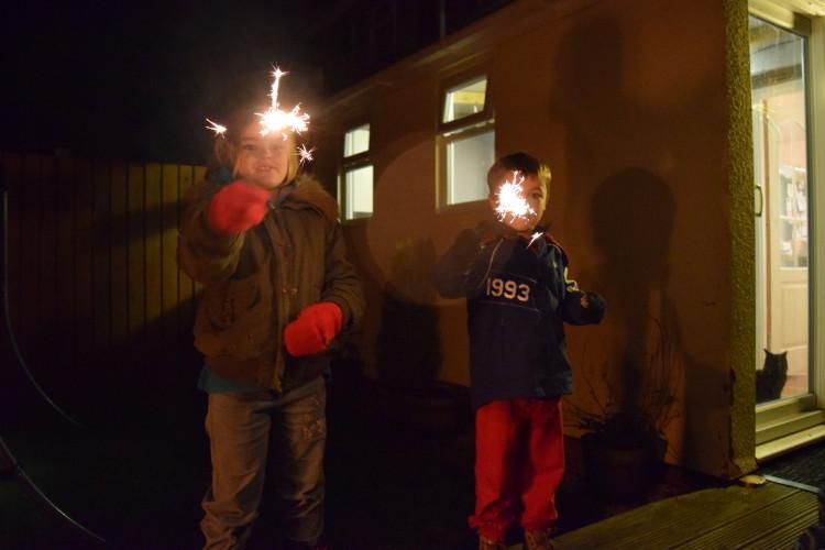 Belated Bonfire Night