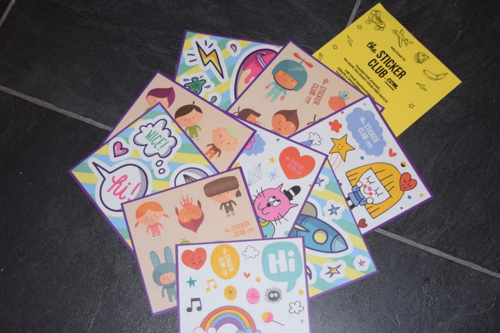 The Sticker Club