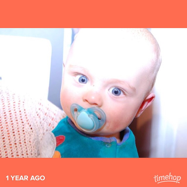 He still has the gorgeous eyes #timehop