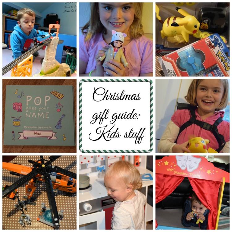 Christmas gift guide – kids stuff