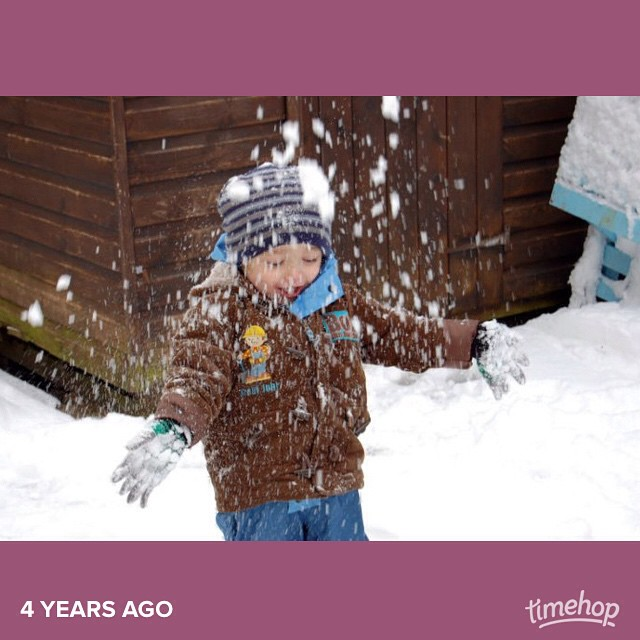 Hope it snows this year #timehop