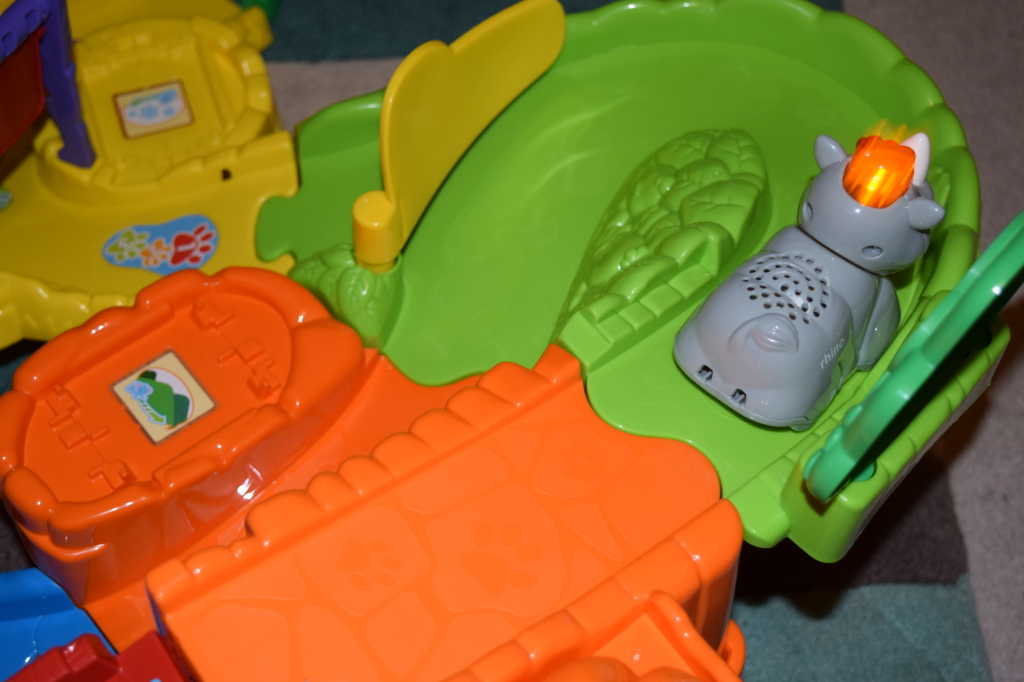 Vtech Toot Toot safari from House of Fraser