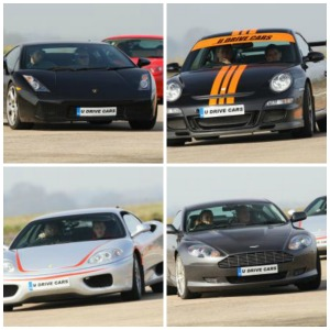 Win a super car driving experience
