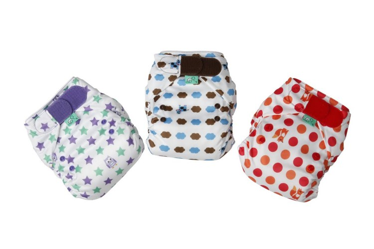 Birthday Bonanza competition: Win a set of Tots Bots Elements Easyfit nappies.