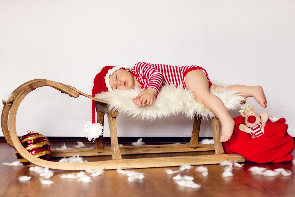 Getting kids to sleep on Christmas Eve