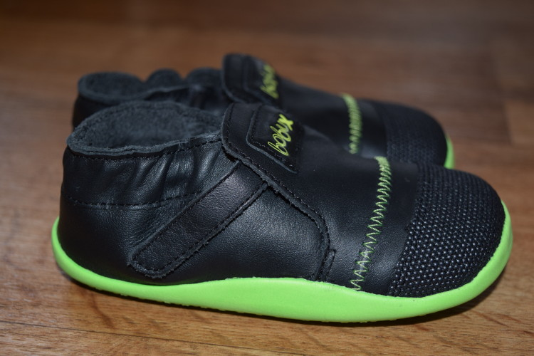 Bobux Xplorer shoes review and giveaway