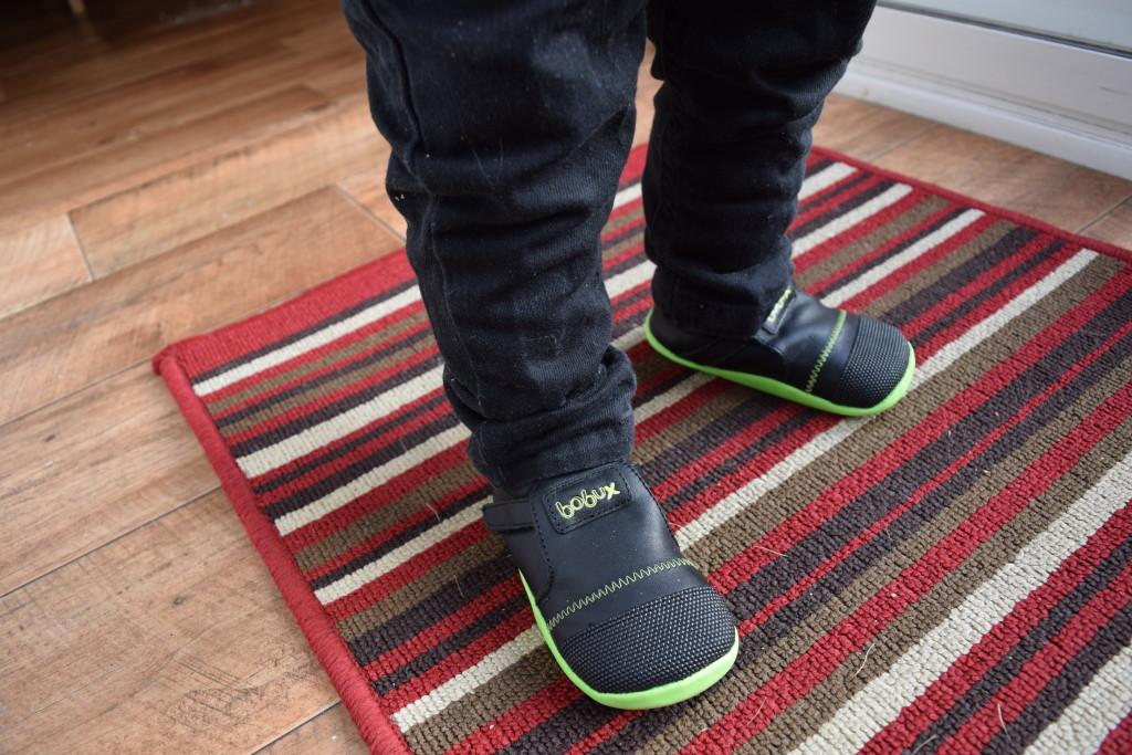 Bobux Xplorer shoes