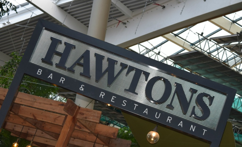 Center Parcs - Hawton bar and restaurant