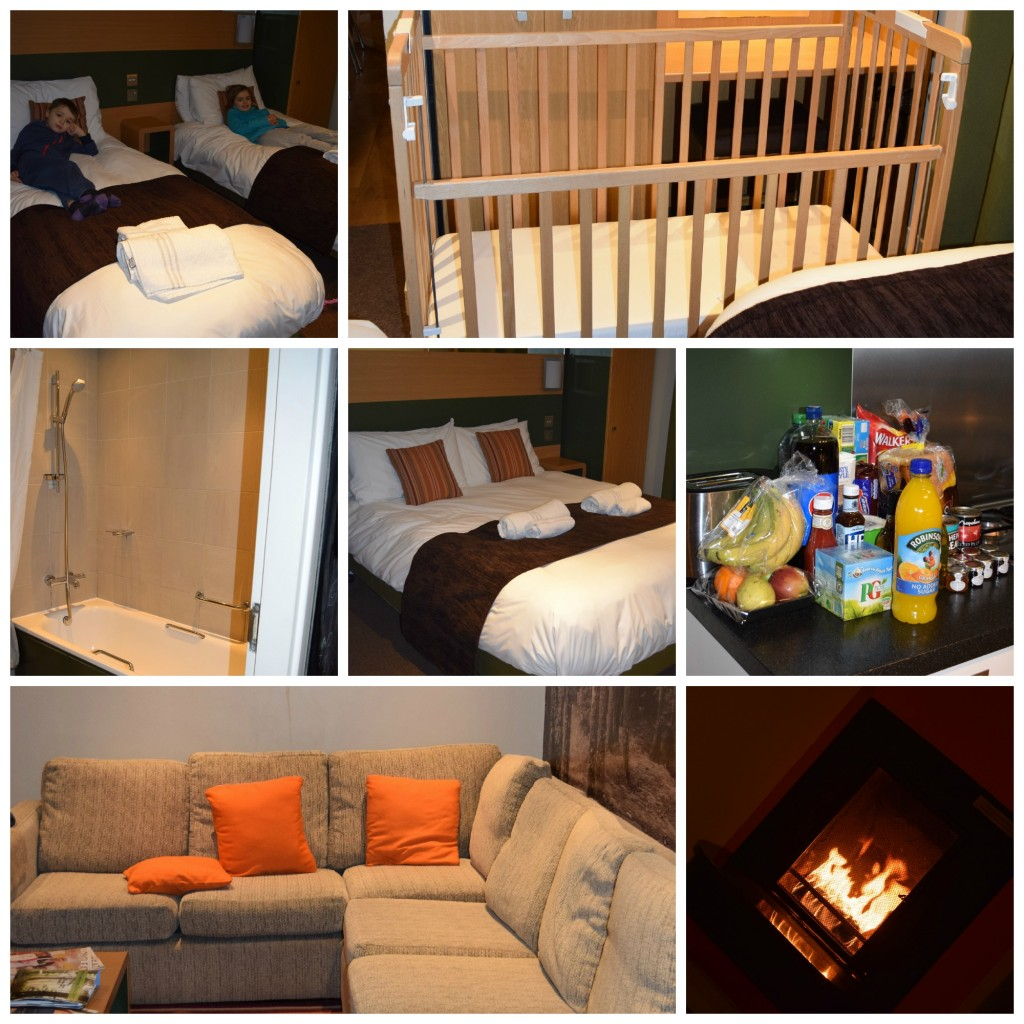 Center Parcs accommodation