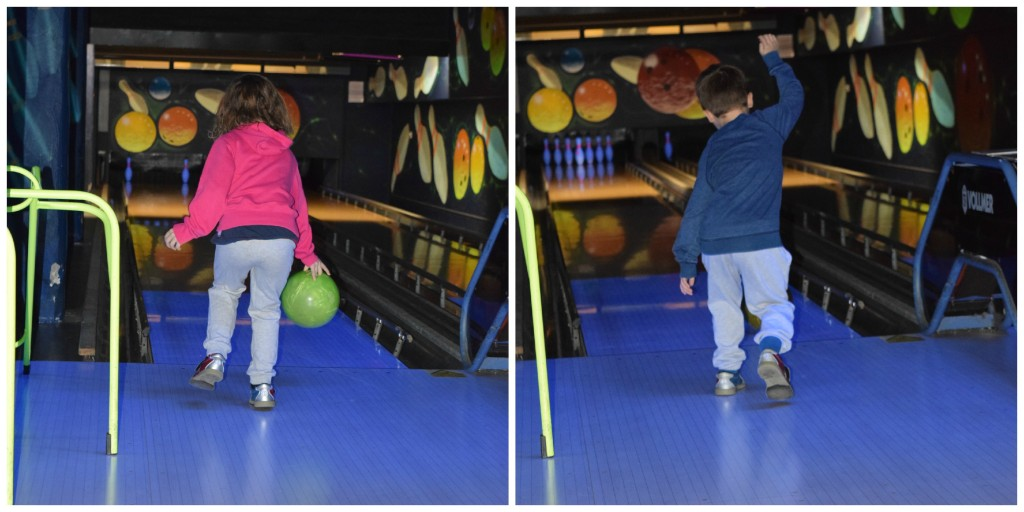 Center Parcs tenpin bowling