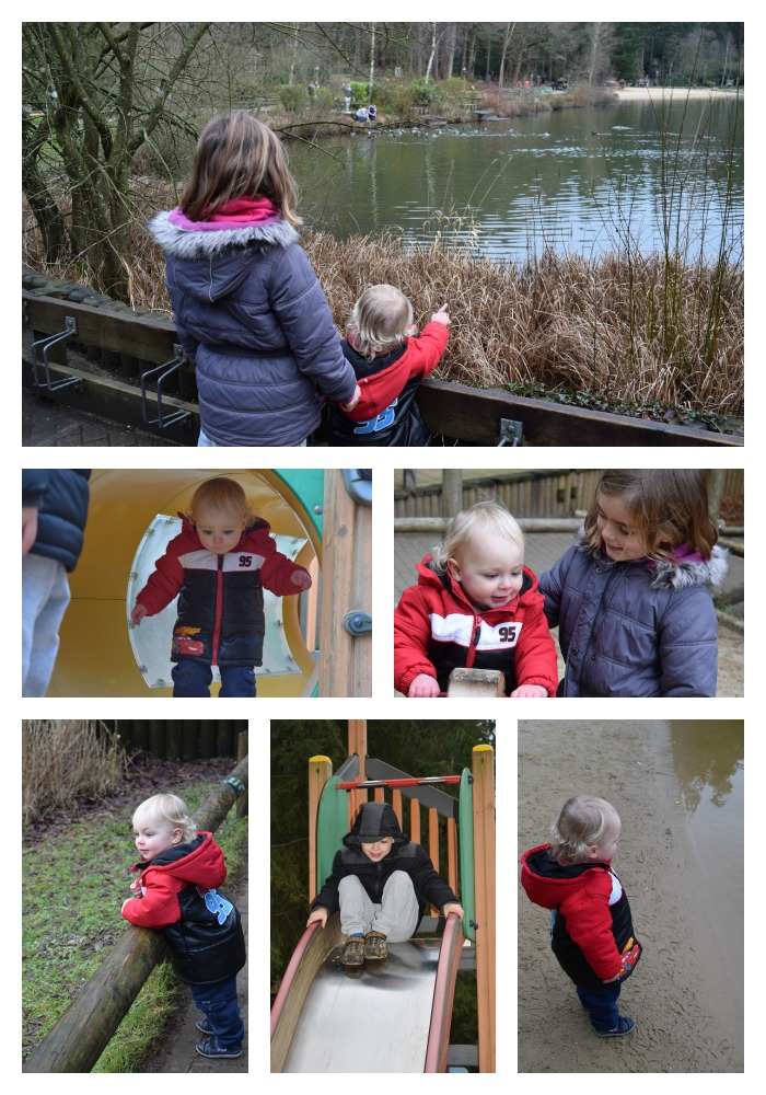 Center Parcs play areas