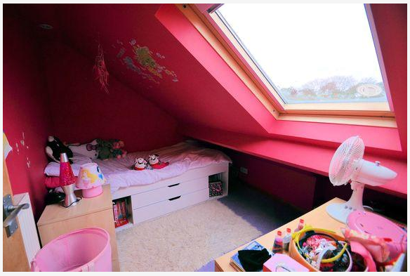 Decorating a childs room