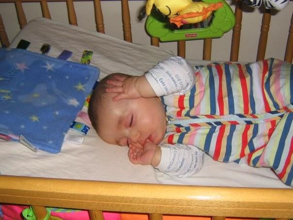 sleep, Grobag