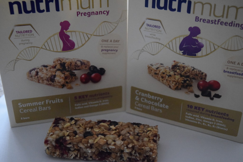 Nutrimum cereal bars