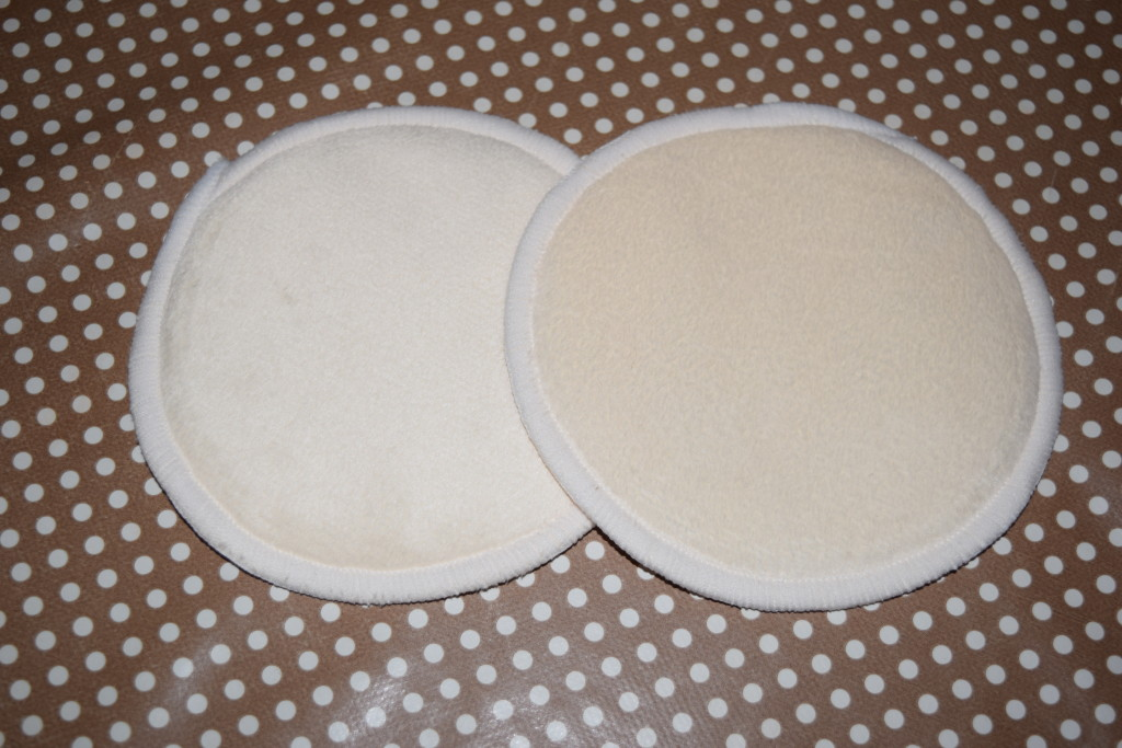 Earth Conscious breast pads
