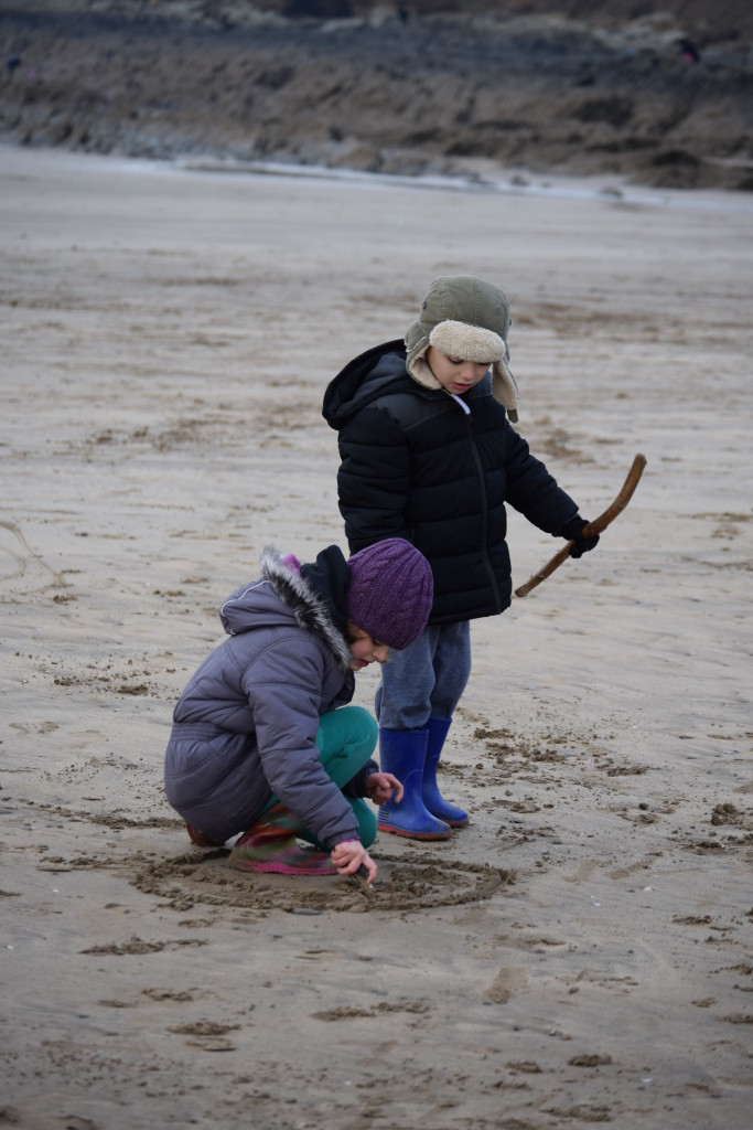 Saunton Sands, February 2015