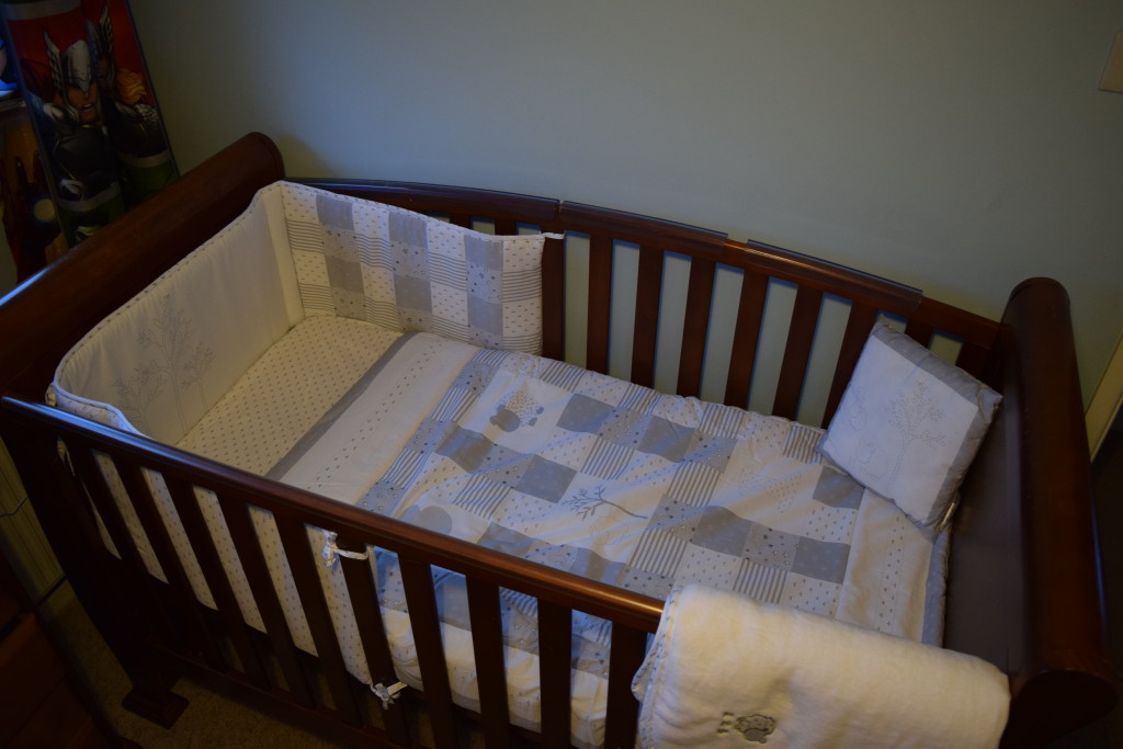 Baroo nursery bedding