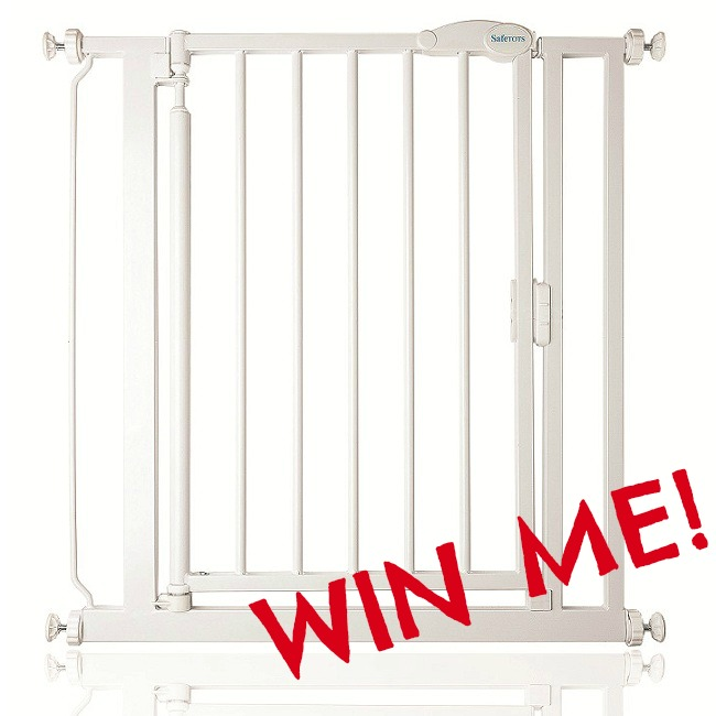 Win Safetots stair gate