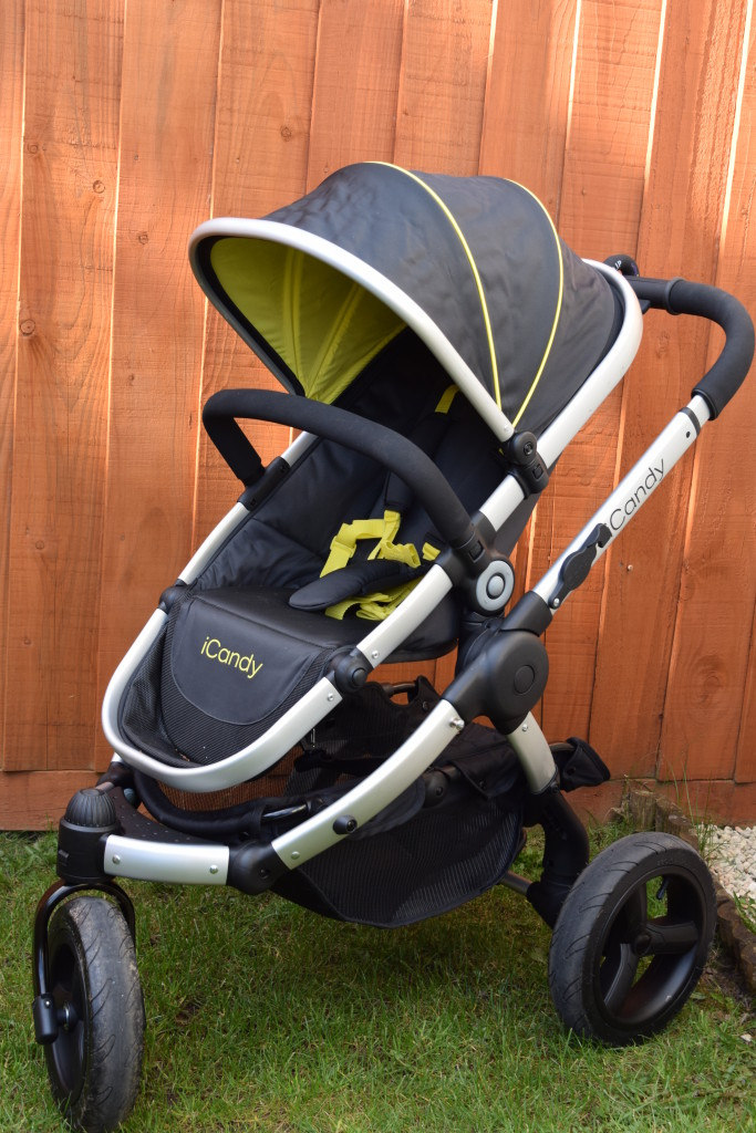 Icandy All Terrain Travel System