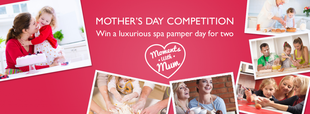 Win Renshaws baking hamper or spa day