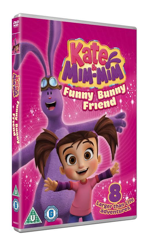 Win a Kate & Mim-Mim DVD