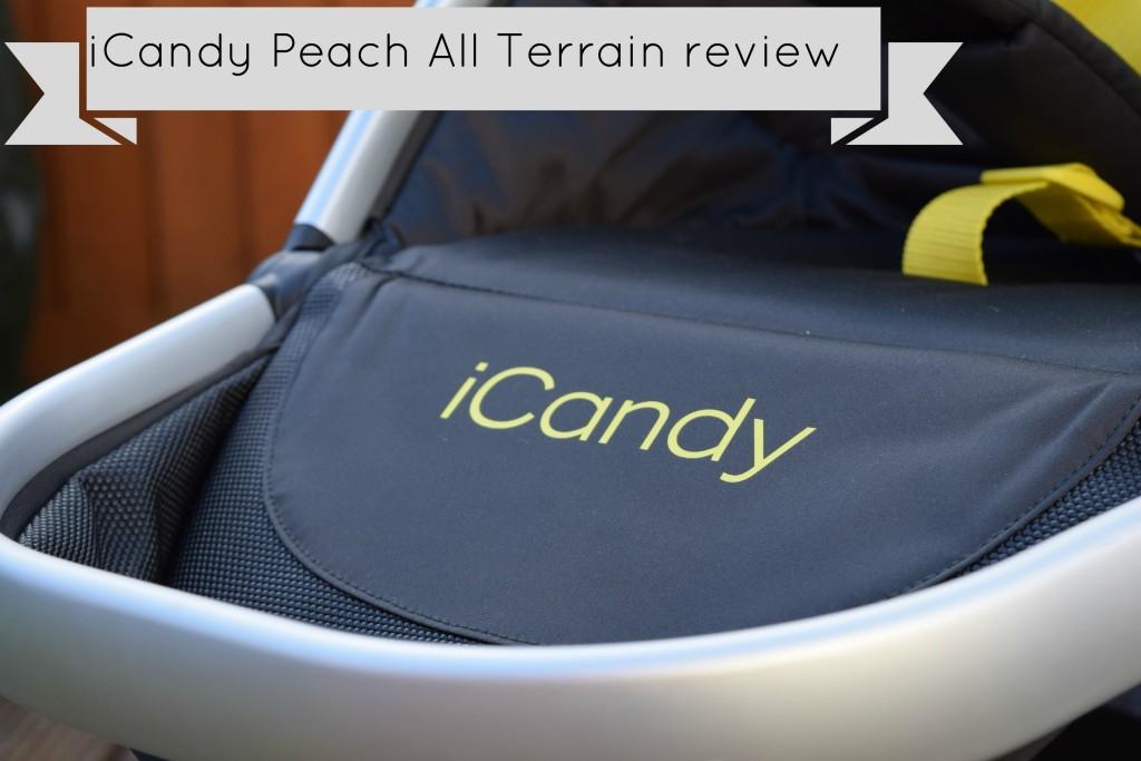 iCandy peach all terrain review