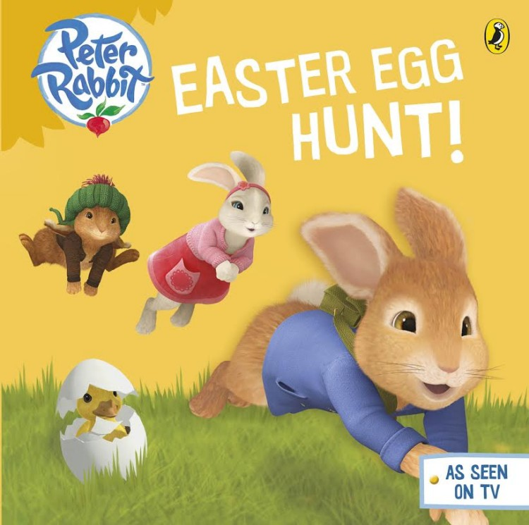 Giveaway: Win a Peter Rabbit Easter book